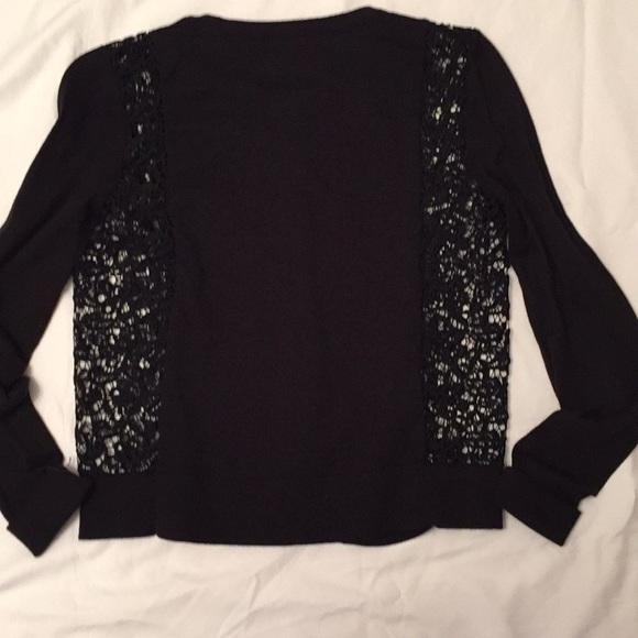 LOFT Sweaters - Loft black sweater, wonderful condition
